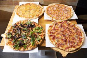 Se el chef de tu pizza